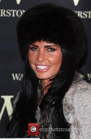 Katie Price aka Jordan signs copies of her book 'You Only Live Once' at Waterstones Bluewater Kent, England - 25.11.10