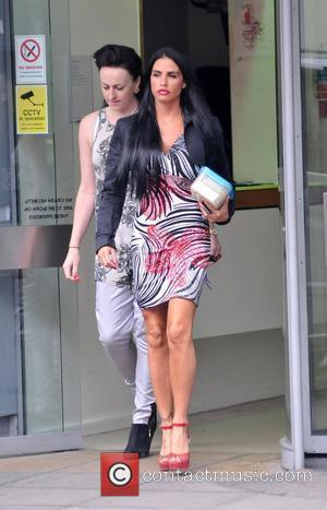 Katie Price and Mtv