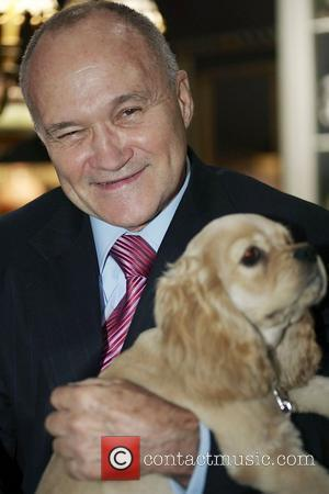 Ray Kelly and Calvin Klein