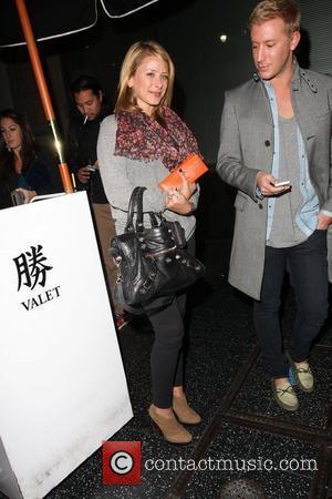 Lo Bosworth aka Lauren Bosworth at Katsuya restaurant Hollywood, California - 09.11.10