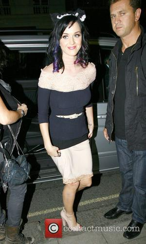 Singer Katy Perry, Katy Perry and Passenger