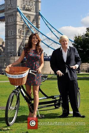 Boris Johnson And Kelly Brook, Boris Johnson and Kelly Brook