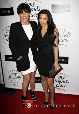 Kris Jenner and Kelly Osbourne