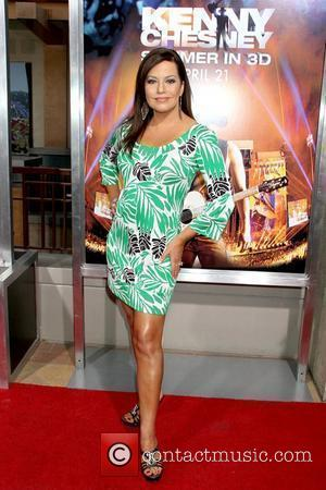 Robin Meade Premiere of Kenny Chesney's Summer in 3D at Rave Theaters at Town Square  Las Vegas. Nevada -...