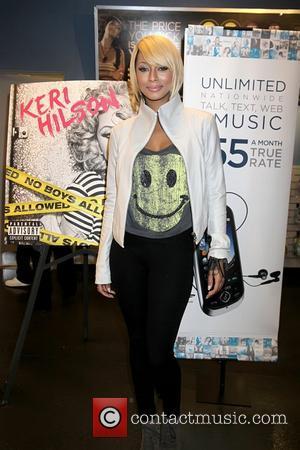 Keri Hilson and Las Vegas