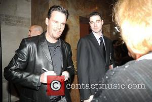 Entourage's Kevin Dillon hosts launch event for state-of-the-art poker room at the Parx Casino. Bensalem, Pennsylvania - 05.11.10