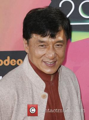 Jackie Chan  Nickelodeon's 23rd Annual Kids' Choice Awards - Arrivals held at UCLA's Pauley Pavilion Los Angeles, USA -...