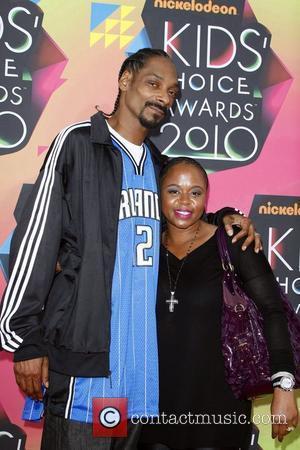 Snoop Dogg and His Wife