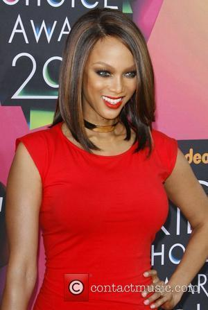 Tyra Banks Nickelodeon's 23rd Annual Kids' Choice Awards - Arrivals held at UCLA's Pauley Pavilion Los Angeles, California - 27.03.10