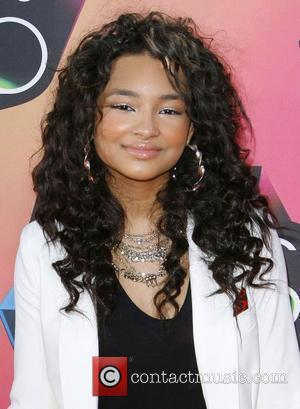 Jessica Jarrell Nickelodeon's 23rd Annual Kids' Choice Awards - Arrivals held at UCLA's Pauley Pavilion Los Angeles, USA - 27.03.10