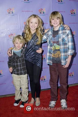 Phoenix List, Peyton List, Spencer List The Elizabeth Glazer Pediatric AIDS Foundation's 17th Annual Kids for Kids Carnival - Arrivals...
