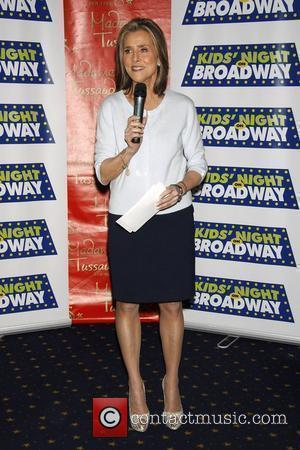 Meredith Vieira  The 14th Annual 'Kids' Night On Broadway Fan Festival' held at Madame Tussauds  New York, City,...