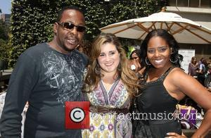Bobby Brown, Kaycee Stroh and Shar Jackson