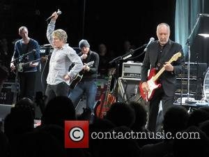 Roger Daltrey, Pete Townshend and The Who