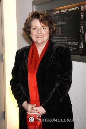 Brenda Blethyn  Opening night after party for the Off-Broadway play 'Haunted' at the 59E59 Theaters. New York City, USA...