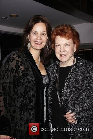 Margaret Colin and Beth Fowler