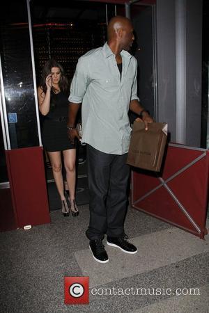 Kardashian Gives Odom A Rolls-royce