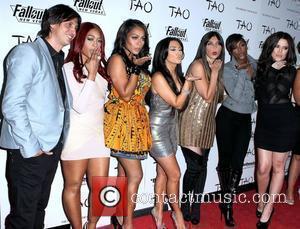 Kim Kardashian, Brittny Gastineau, Kelly Rowland, Khloe Kardashian and Las Vegas
