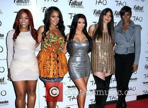 Kim Kardashian, Brittny Gastineau, Kelly Rowland and Las Vegas