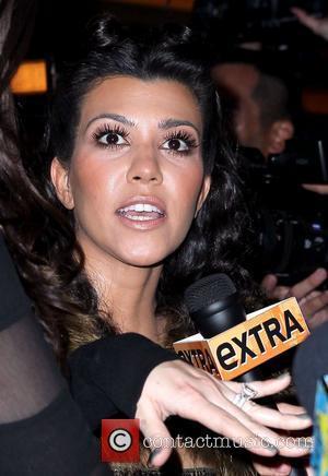 Kourtney Kardashian, Kim Kardashian and Las Vegas