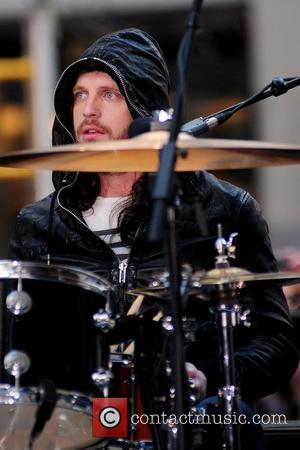Nathan Followill and Kings Of Leon