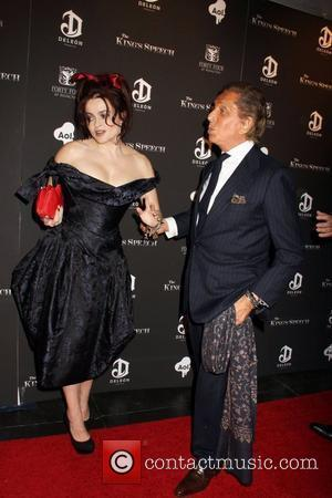 Helena Bonham Carter and Valentino