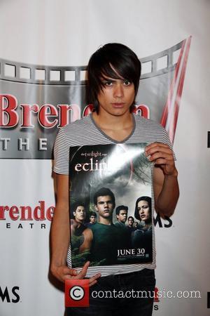 'Twilight' star Kiowa Gordon