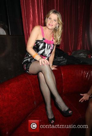 Kristy Swanson Actress and 'Skating With Celebrities' champion Kristy Swanson celebrates her 40th Birthday at LAX Nightclub in the Luxor...