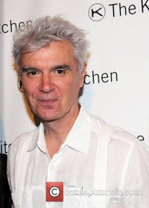 David Byrne The Kitchen's Spring Gala Benefit held at Capitale New York City, USA - 26.05.10