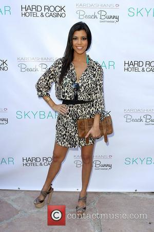 Kourtney Kardashian and Las Vegas