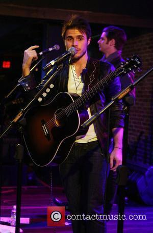Kris Allen  The American Idol winner makes a special appearance at 'B.B. King's Blues Club' inside The Mirage Resort...
