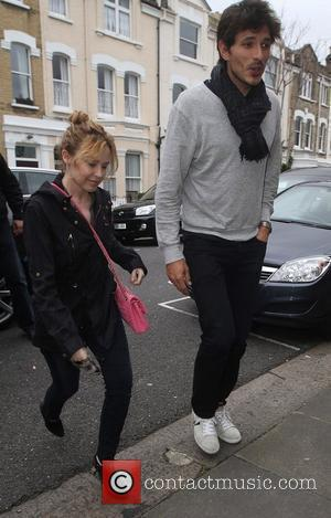 Kylie Minogue and Boyfriend Andres Velencoso