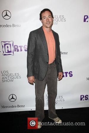 Chris Klein Opening night preview party of the LA Antique Show benefiting P.S ARTS at the Barker Hanger in Santa...