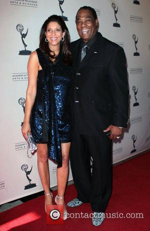 Christine Devine and guest The 62st Los Angeles Area Emmy Awards held at the Leonard H. Goldenson Theatre Los Angeles,...