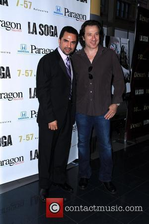 Manny Perez and Federico Castelluccio