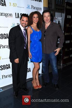 Manny Perez, Yvonne Maria Schaefer and Federico Castelluccio