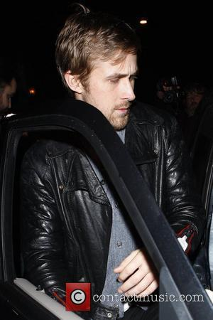 Ryan Gosling leaving La Vida restaurant in Hollywood after attending a party thrown by Quentin Tarantino Los Angeles, California -...