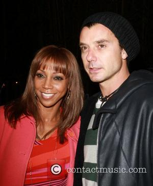 Holly Robinson Peete and Gavin Rossdale