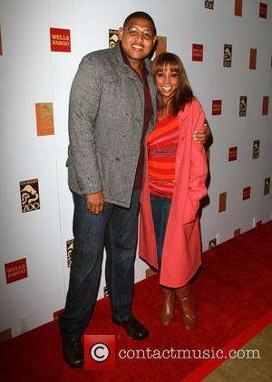 Omar Benson Miller, Holly Robinson Peete New 'Elephants Of Asia' habitat unveiling at the L.A. Zoo Los Angeles, California -...