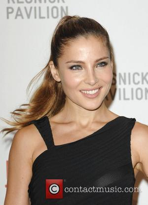 Elsa Pataky Opening Gala and unmasking of the Resnick Pavilion at LACMA (the Los Angeles County Museum of Art) Los...