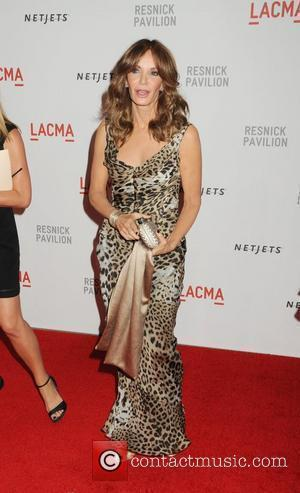 Jaclyn Smith Opening Gala and unmasking of the Resnick Pavilion at LACMA (the Los Angeles County Museum of Art) Los...