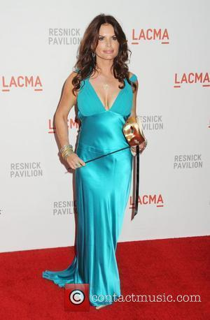 Roma Downey Opening Gala and unmasking of the Resnick Pavilion at LACMA (the Los Angeles County Museum of Art) Los...
