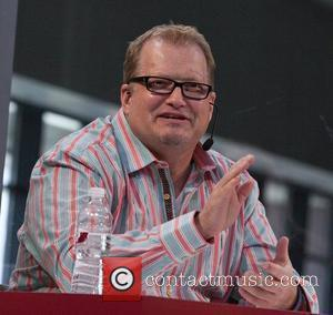 Drew Carey shares his thoughts on a CNET panel. Consumer Electronics Show 2010 Las Vegas, Nevada - 08.01.10