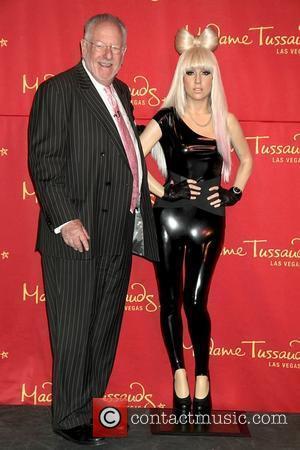 Las Vegas, Lady GaGa and Mayor Oscar Goodman