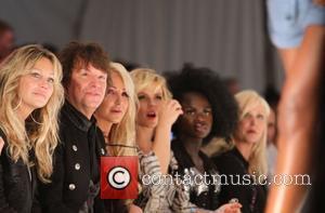 Heather Locklear and Richie Sambora