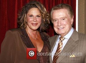 Lainie Kazan and Regis Philbin  Opening night reception for ' Lainie Kazan In Concert' at Feinstein's at the Loews...