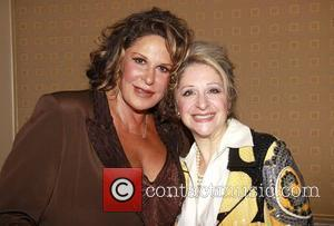 Lainie Kazan and Julie Budd  Opening night reception for ' Lainie Kazan In Concert' at Feinstein's at the Loews...