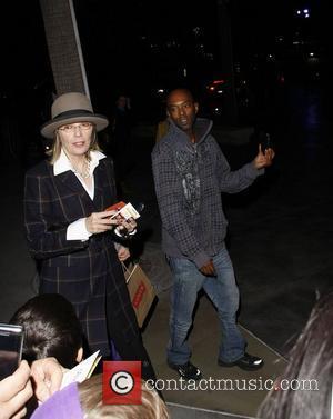 Staples Center, Diane Keaton
