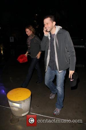 Jon Cryer arrives at the Staples Centre to watch the LA Lakers play the Milwaukee Bucks Los Angeles, California -...