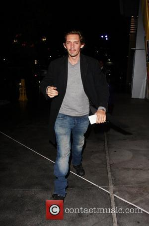 Lukas Haas arrives at the Staples Centre to watch the LA Lakers play the Milwaukee Bucks Los Angeles, California -...
